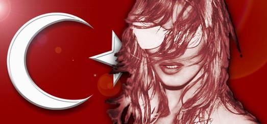 Le MDNA Tour à Istanbul [7 juin 2012 - Photos & Vidéos]