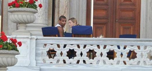 Madonna au Palace Ciragan à Istanbul [8 juin 2012 - Photos]