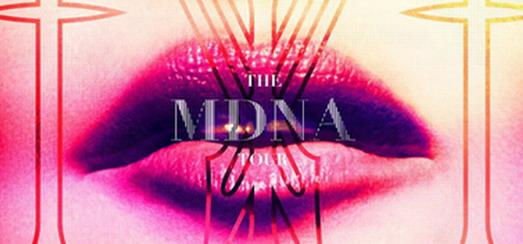 Le Store Officiel de Madonna mis à jour: Vêtements, Posters et Accessories