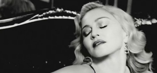 MDNA Tour Projections Backdrop – Justify my Love