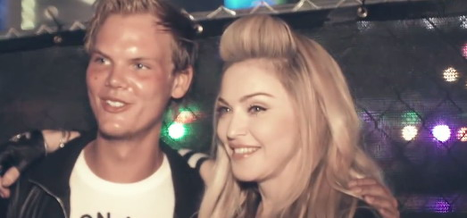 UMF TV – Avicii recontre Madonna