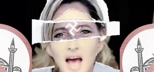 Madonnarama sur RMC sur la polémique Marine le Pen