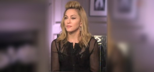 Madonna interview with Alberto Lati for Televisa Deportes