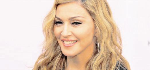 Madonna à l'inauguration du Hard Candy Fitness à Moscou [6 août 2012]