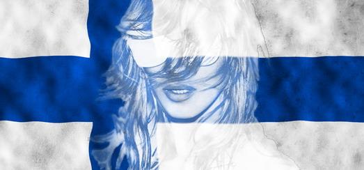 Le MDNA Tour à Helsinki [12 août 2012 - Photos & Vidéos]