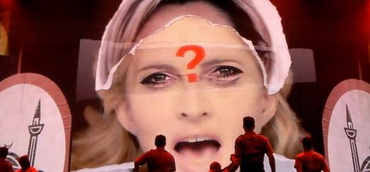 Madonna à Nice : «J'ai vu des choses effrayantes…»