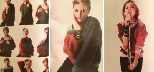 Madonna par Richard Corman pour Fancy [Automne/Hiver 2012]