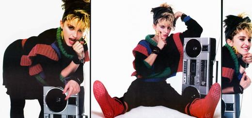 Madonna par Richard Corman pour Fancy [Automne/Hiver 2012 – Les photos]