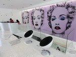 Inside Madonna's Hard Candy Fitness Centers 30