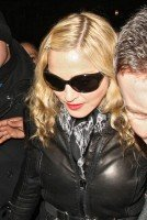 Madonna and Brahim Zaibat leaving the Aura Nightclub in Mayfair, London on January 6th 2011 03
