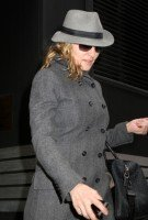 Madonna out and about in New York, April 16th 2011 (2)