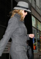 Madonna out and about in New York, April 16th 2011 (4)
