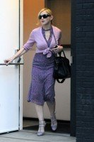 Madonna out and about in New York City, 12 May 2011 (2)