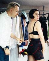Madonna in The Fashion World of Jean Paul Gaultier book 03