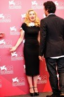 Madonna and W.E. cast at the 68th Venice Film Festival Press Conference - Update 6 (1)