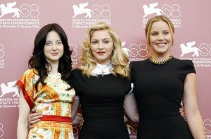 Madonna and W.E. cast at the 68th Venice Film Festival Press Conference - Update 6 (13)