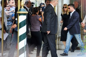 Madonna and W.E. cast at the 68th Venice Film Festival Press Conference - Update 7 (5)