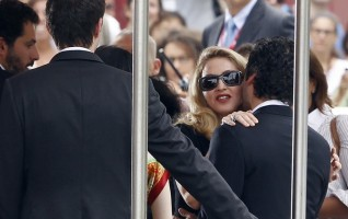 Madonna and W.E. cast at the 68th Venice Film Festival Press Conference - Update 7 (25)