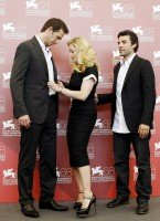 Madonna and W.E. cast at the 68th Venice Film Festival Press Conference - Update 7 (28)