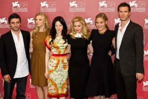 Madonna and W.E. cast at the 68th Venice Film Festival Press Conference - Update 7 (68)