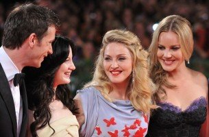 Madonna and W.E. cast at the world premiere of W.E. at the 68th Venice Film Festival - Update 6 (8)