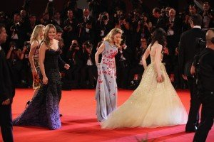 Madonna and W.E. cast at the world premiere of W.E. at the 68th Venice Film Festival - Update 7 (12)