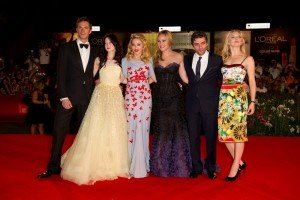 Madonna and W.E. cast at the world premiere of W.E. at the 68th Venice Film Festival - Update 7 (37)