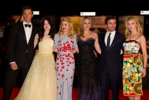 Madonna and W.E. cast at the world premiere of W.E. at the 68th Venice Film Festival - Update 7 (38)