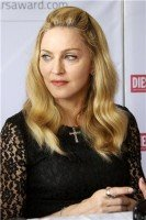 Madonna at the Movie Star Lounge at the 68th Venice Film Festival (2)
