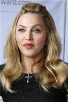 Madonna at the Movie Star Lounge at the 68th Venice Film Festival (11)