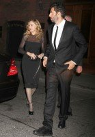 Madonna at private party and dinner at the Toronto International Film Festival, 12 September 2011 (3)