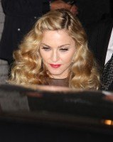 Madonna at private party and dinner at the Toronto International Film Festival, 12 September 2011 (1)