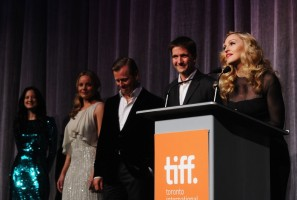 Madonna at the Toronto International Film Festival - Red Carpet, 12 September 2011 - Update 4 (2)