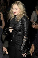 Madonna at The Skin I Live In after-party, 13 October 2011 (1)