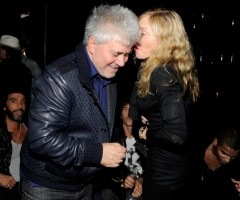 Madonna at The Skin I Live In after-party, 13 October 2011 (8)