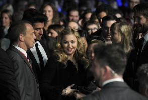 Madonna at the UK premiere of W.E. at the BFI London Film Festival - 23 October 2011 - UPDATE 5 (7)