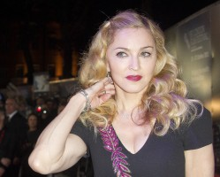 Madonna at the UK premiere of W.E. at the BFI London Film Festival - 23 October 2011 - UPDATE 6 (2)