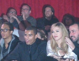 Madonna at Smirnoff Nightlife Exchange Project, New York - Matthew Rettenmund (1)