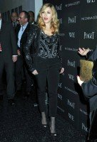 Madonna at the Cinema Society & Piaget screening  of WE, MOMA New York, 4 December 2011 - Update (6)