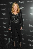 Madonna at the Cinema Society & Piaget screening  of WE, MOMA New York, 4 December 2011 - Update (8)