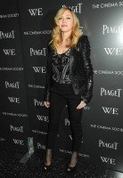 Madonna at the Cinema Society & Piaget screening  of WE, MOMA New York, 4 December 2011 - Update (9)
