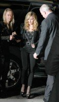 Madonna at the Cinema Society & Piaget screening  of WE, MOMA New York, 4 December 2011 - Update (24)