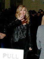 Madonna at the Cinema Society & Piaget screening  of WE, MOMA New York, 4 December 2011 - Update (27)
