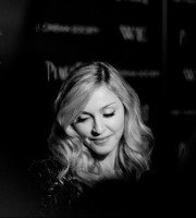 Madonna at the Cinema Society & Piaget screening  of WE, MOMA New York, 4 December 2011 - Update (1)