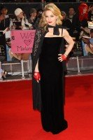 Madonna at the UK premiere of WE at the Oden Kensington in London - 11 January 2012 (6)