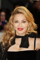 Madonna at the UK premiere of WE at the Oden Kensington in London - 11 January 2012 (7)