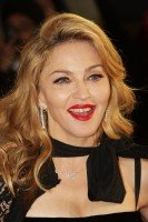 Madonna at the UK premiere of WE at the Oden Kensington in London - 11 January 2012 (8)