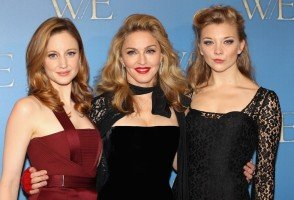 Madonna at the UK premiere of WE at the Odeon Kensington in London - 11 January 2012 - Update 3 (11)