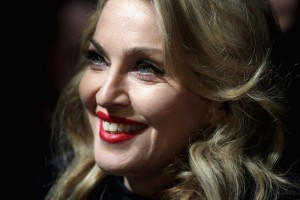 Madonna at the UK premiere of WE at the Odeon Kensington in London - 11 January 2012 - Update 3 (15)