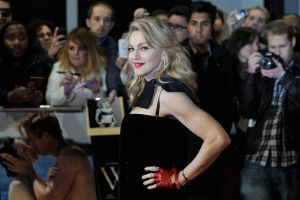 Madonna at the UK premiere of WE at the Odeon Kensington in London - 11 January 2012 - Update 1 (10)